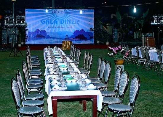 Địa điểm tổ chức sự kiện