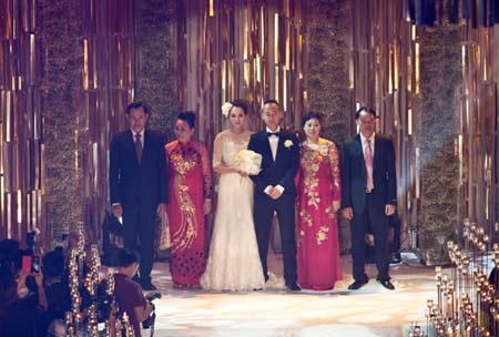 Đam cưới tốn kém nhất