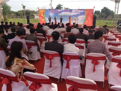 Tổ chức sự kiện lễ phát động: trồng cây nhớ bác tại ĐH Quốc Gia