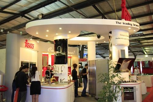 Dịch vụ tổ chức sự kiện triển lãm trưng bày sản phẩm
