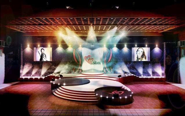 Cách thiết kế sân khấu cho tổ chức sự kiện